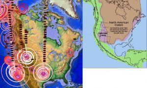 Red Alert: Mega-Earthquake Madrid – America's Risk New Madrid Fault Lines Quake Divides the US